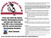 Summer Showjumping Classic