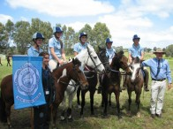 NSW Mounted Games Team