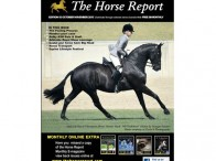The Horse Report October Issue