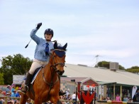 Mimi Tym from Wellington Pony Club had a successful Pony Club Nationals, placing 4th in the Senior Showjumping Championship