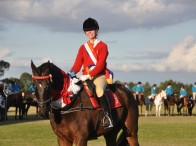 Successful Forest Hills Pony Club Rider Rachael Temm will be returning to this year's Pony Club State Championships after claiming two Age Champion titles in 2015