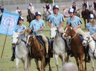 2015 Junior Mounted Games Team