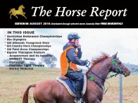 Horse Report August 2016